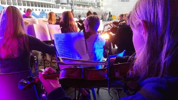 Orkesten